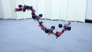 Tokyo Üniversitesi'nin geliştirdiği robot DRAGON