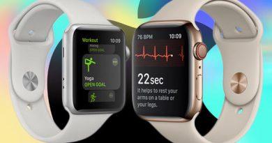 En çok merak edilen Apple Watch Series 4 saat serisi