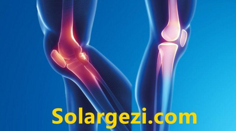 Diz ve eklem ağrıları için arthri flex