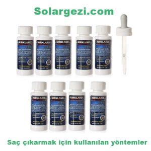Türkiye kirkland minoxidil forte