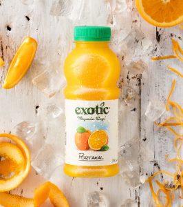 En kaliteli meyve suyu markalarından birisi exotic