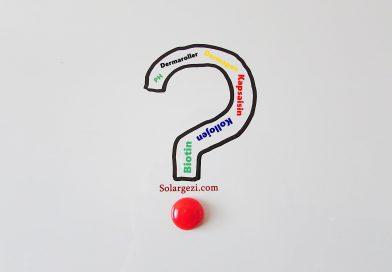 Biotin nedir ne işe yarar