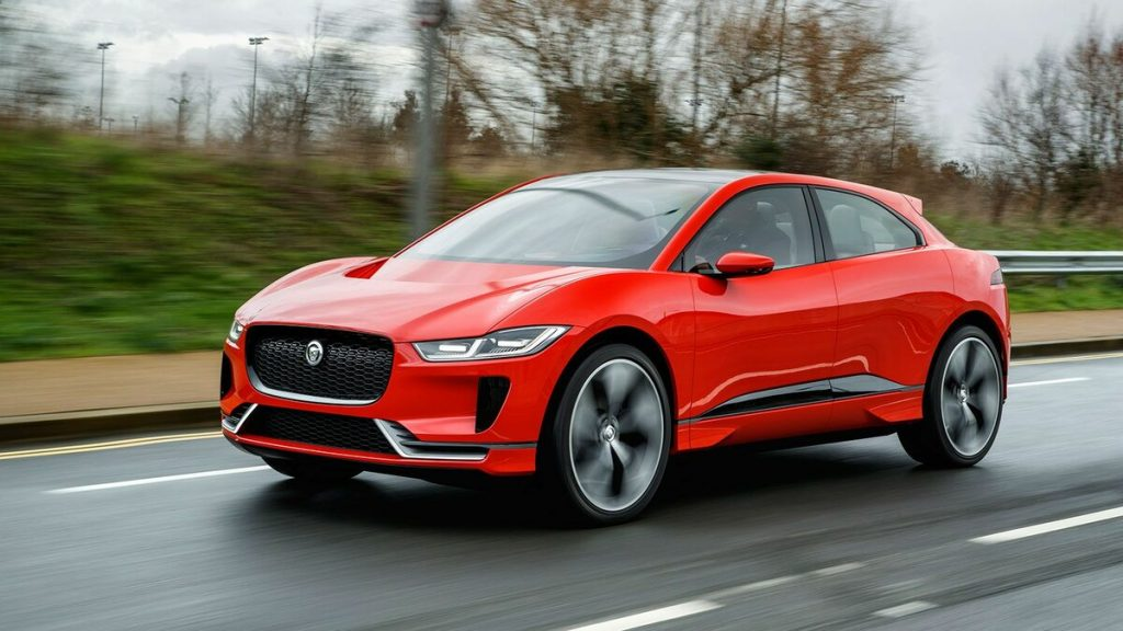 Jaguar I pace elektrikli aracı araştırdık nasıl bir araçtır